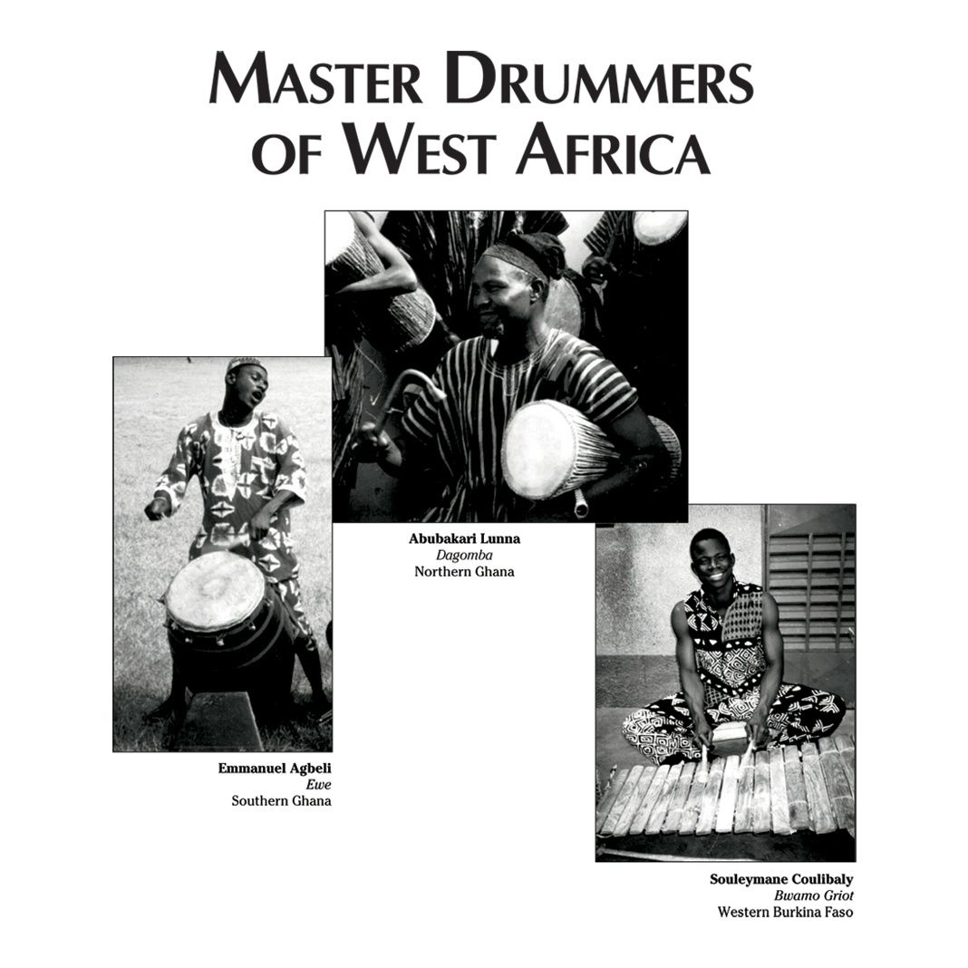 Master Drummers of West Africa