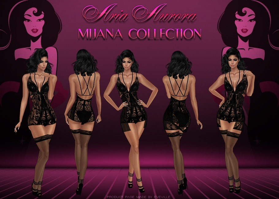 Mijana Collection GA&AP,No Resell!!