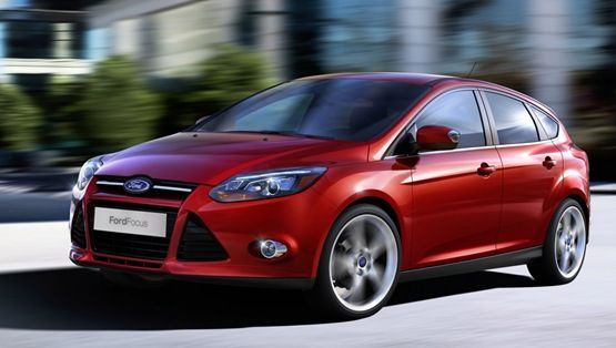 Ford Focus WIS (2012)