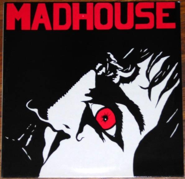 Madhouse - self-titled - full album plus bonus tracks