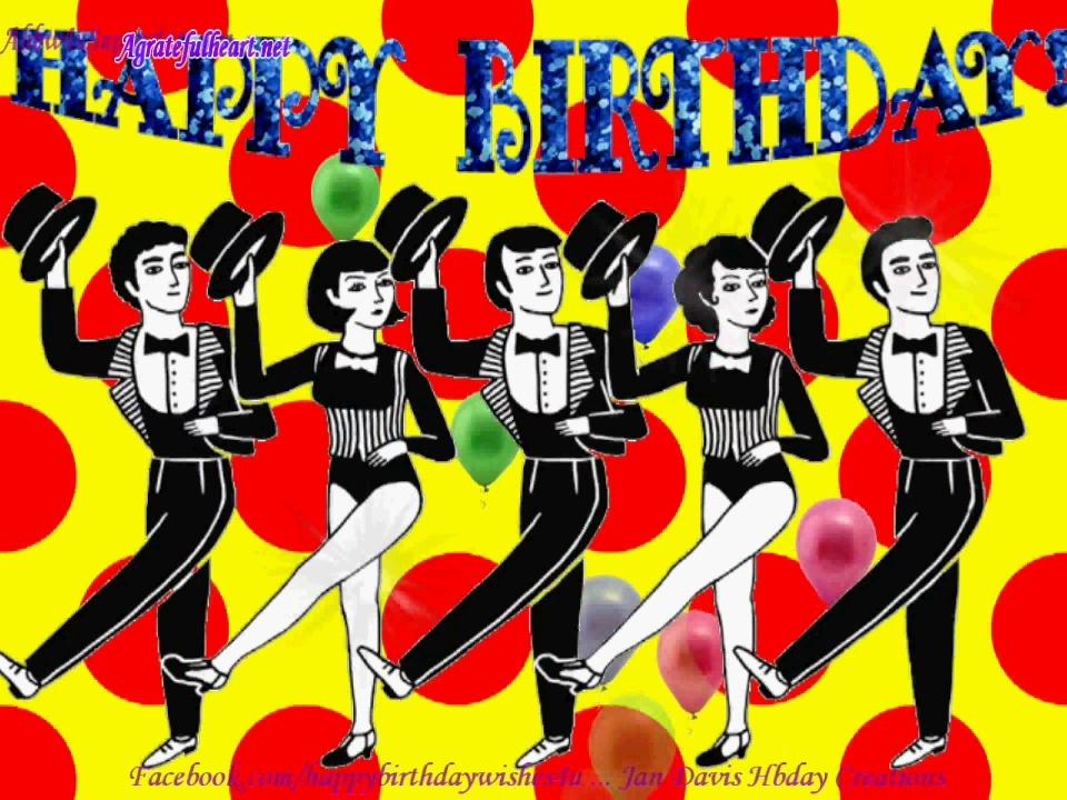 Happy Birthday Gif #6