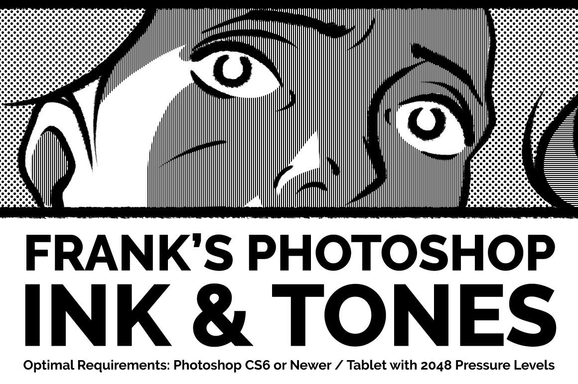 Photoshop Ink & Tones