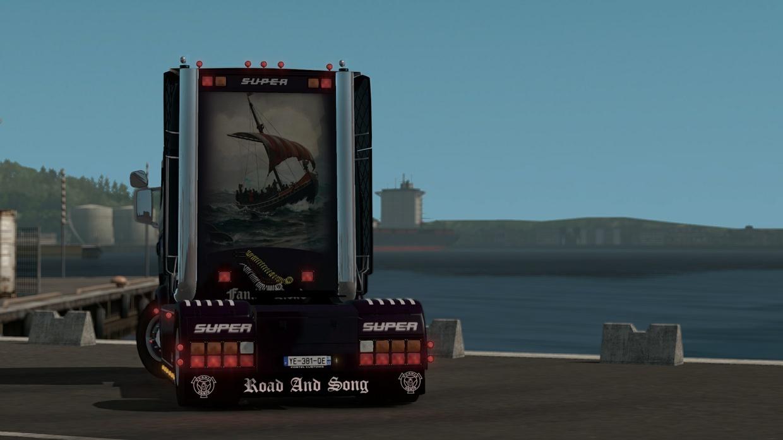 Scania Amadou 580