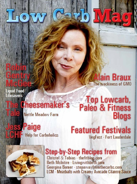 Low Carb Mag December 2016 - The World's Most Loved Low Carb Magazine