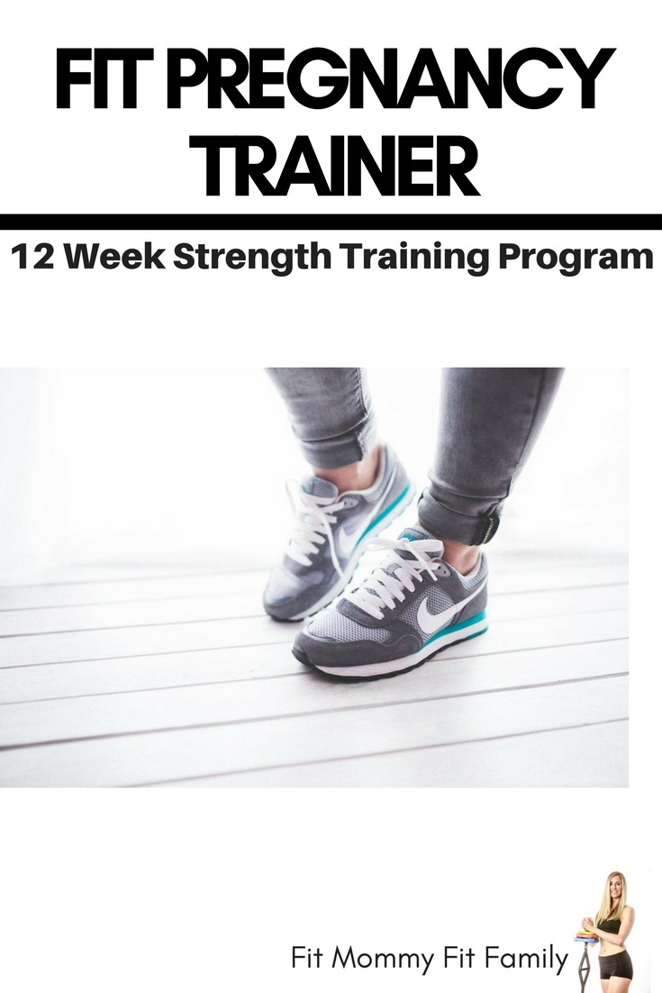 Fit Pregnancy Trainer- 12 Week Prenatal Fitness Guide