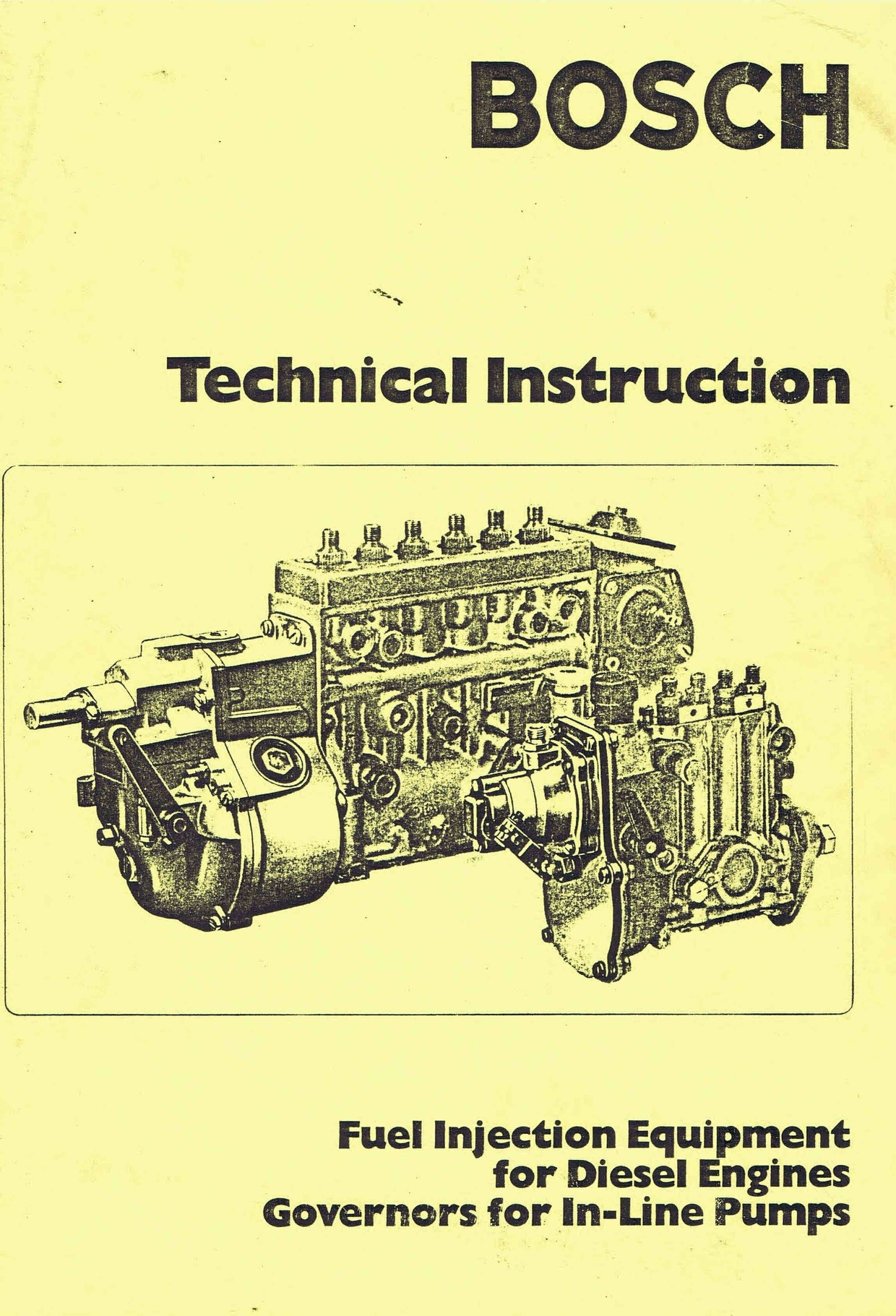 Vintage diesel fuel pump manuals for mechanics bosch vintage diesel fuel pump manuals for mechanics publicscrutiny Image collections