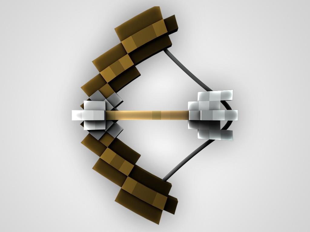 Minecraft Bow Rig
