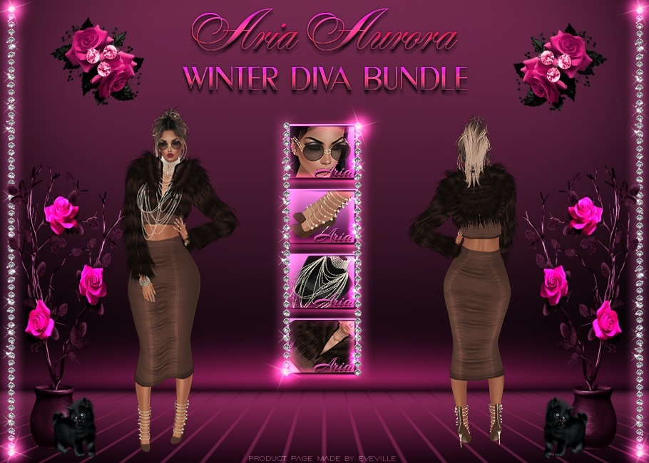 Winter Diva Bundle.No Resell!