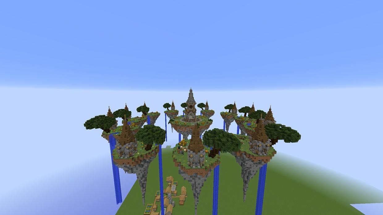 Skywars Medieval