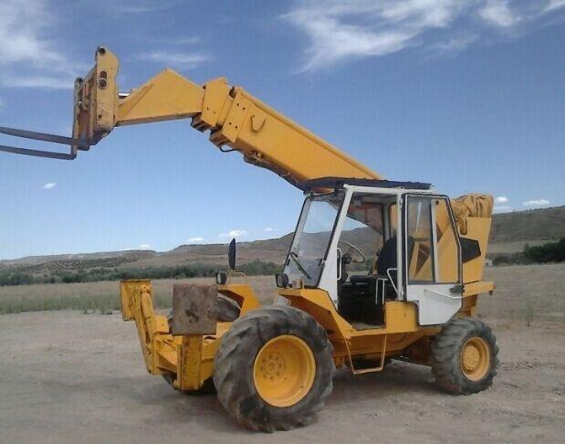 JCB Loadall 520 525 530 540 Telescopic Handler Service Repair Workshop Manual DOWNLOAD