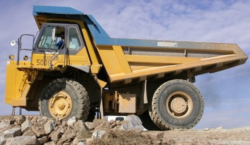 Komatsu HD325-5 Dump Truck Service Shop Manual Download