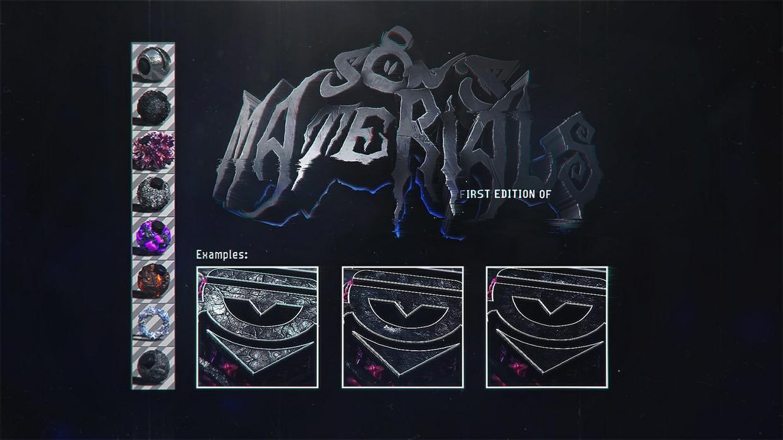 s8n's Materials v1