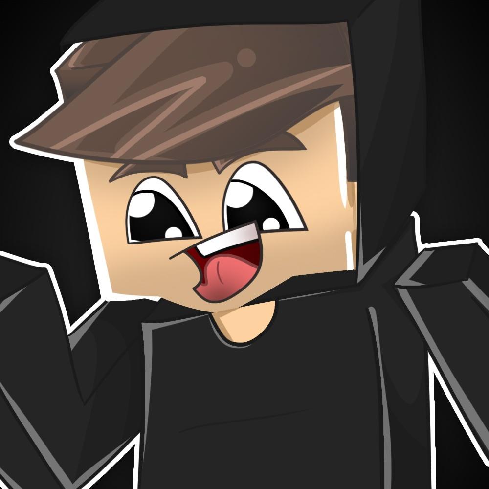 Custom Minecraft Drawn Profile Picture