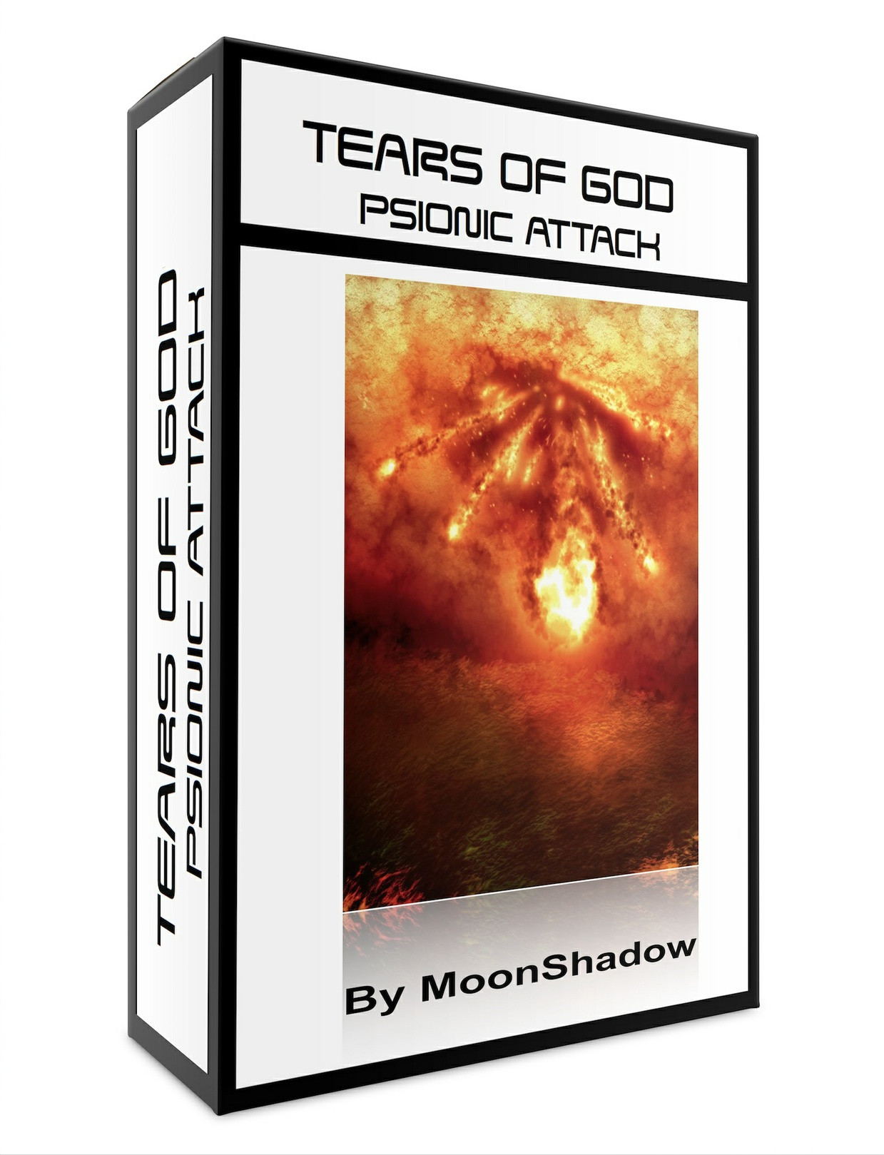 The Tears of God  (Psionic and Spiritual  Combat Plate)