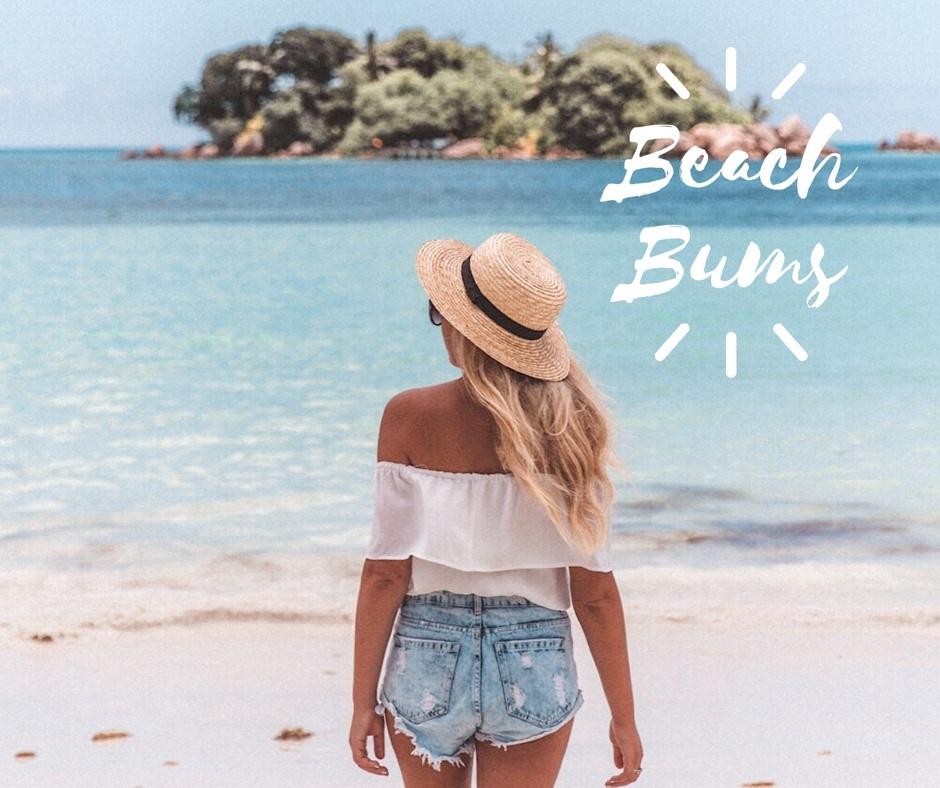 Beach Bums Lightroom Preset Pack