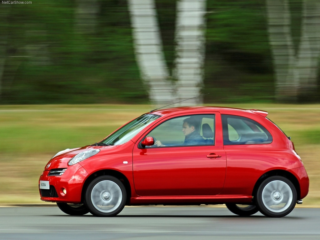 2003-2006 Nissan Micra, Model K12 Series, OEM Service and Repair Manual (PDF)