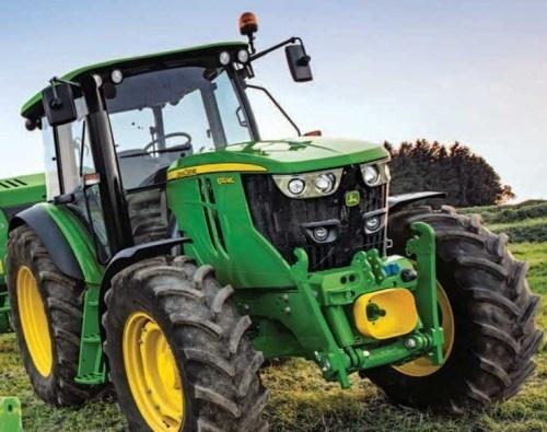 John Deere 6090MC/RC, 6100MC/RC, 6110MC/RC Tractors Diagnosis and Tests Service Manual (TM406519)