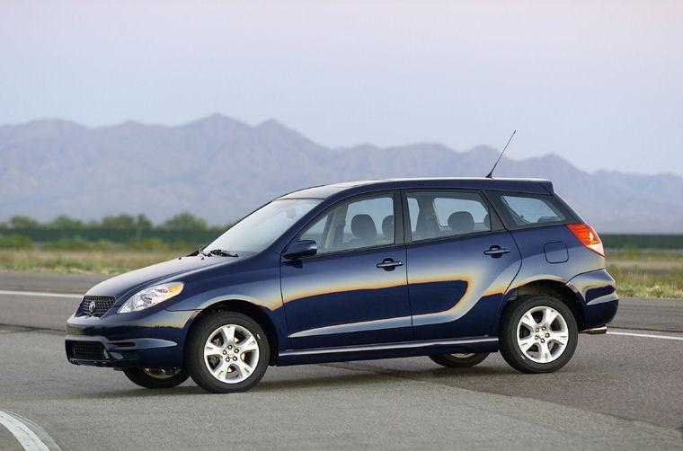 2003 Toyota Matrix Oem Service And Repair Manual And E
