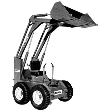 GEHL HL3030 HydraCat Loader Parts Manual