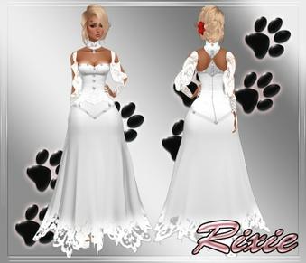 Wedding Dress v.11