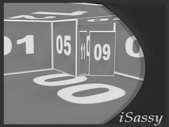 Room Mesh 4