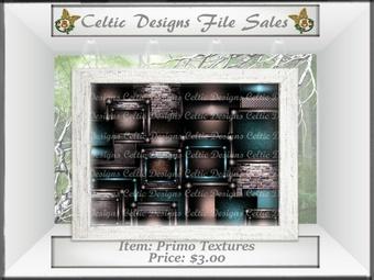 CD Primo Textures
