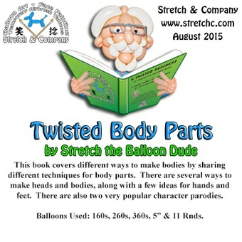 Twisted Body Parts