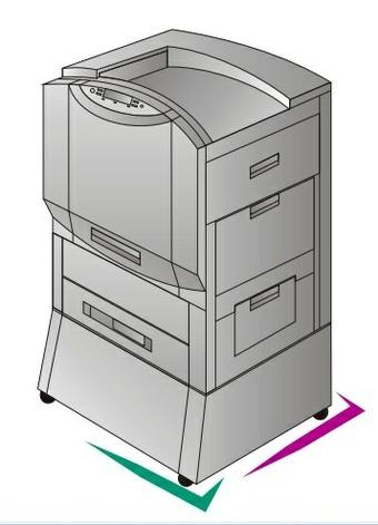 HP Color LaserJet 8500/8550 Printer Family Service Repair Manual