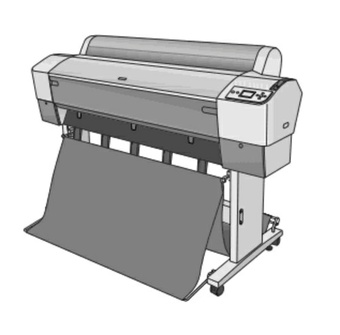 Epson Stylus Pro 7400/7800/9400/9800 Large Format Color Inkjet Printer Service Repair Manual