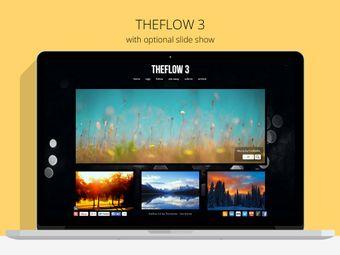 theflow 3 - Tumblr theme