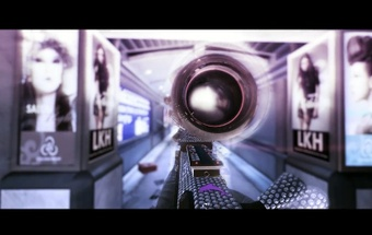 ''Girl, BO2 Edit'' Project File