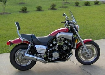 Yamaha VMX12 Vmax Service Repair Manual