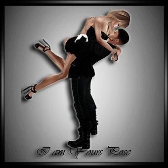 I AM YOURS POSE