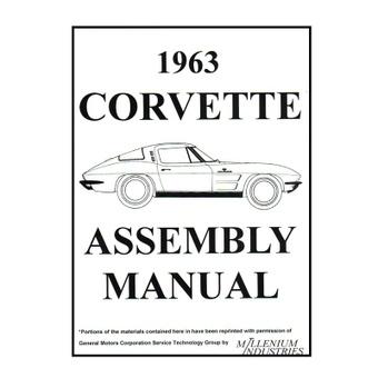 1963 Corvette Assembly Manual
