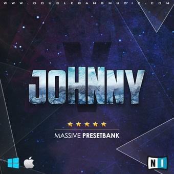 Double Bang Music - Johnny V (Massive Preset Bank)