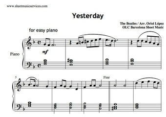 Morning Has Broken (Rick Wakeman) - piano sheet music