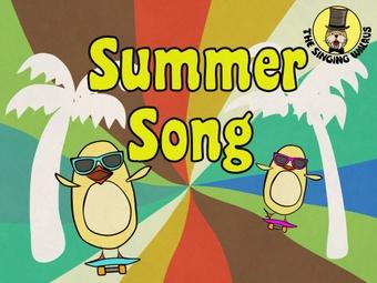 Summer Song video (mp4)