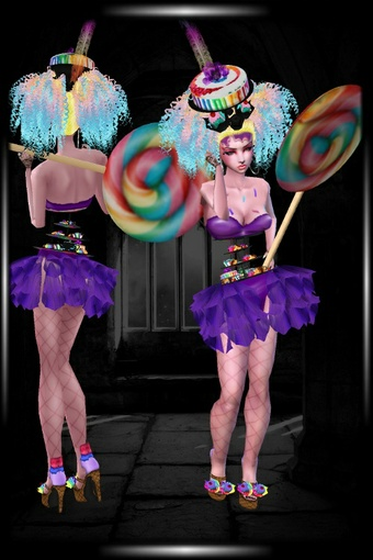 Evil Candy Witch Bundle with Resell Rights