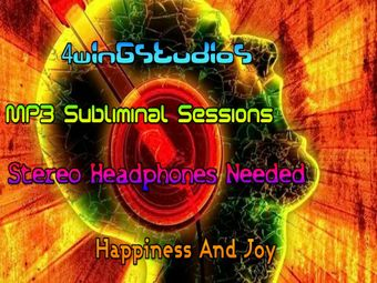 Happiness And Joy MP3 Subliminal Session