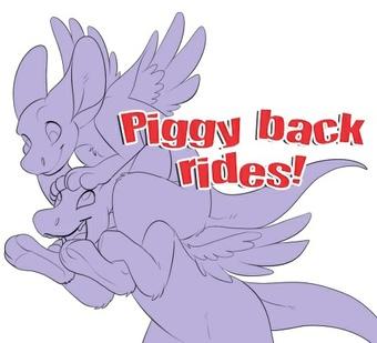 Piggy back Rides