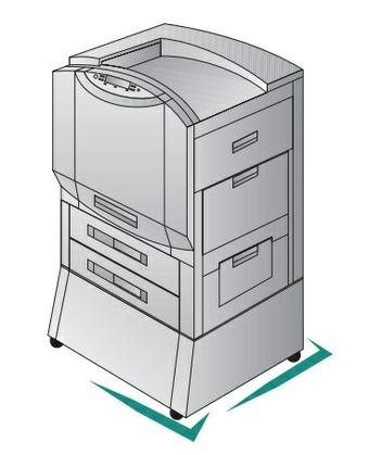 HP Color LaserJet 8500, 8500N, 8500DN Printer Service Repair Manual