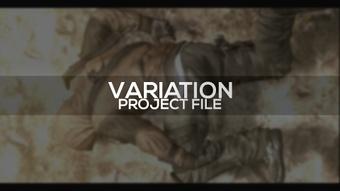 Variation - Project File.