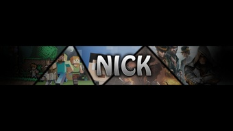 Collage Banner for YouTube