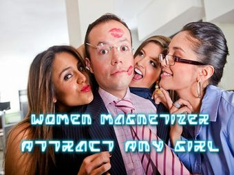 Women Magnetizer - Attract Any Girl Mind Movie