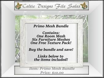 CD Primo Mesh Bundle