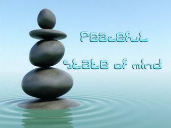 Peaceful State Of Mind Mind Movie