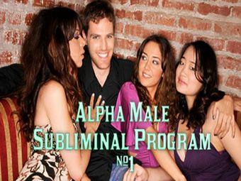 Alpha Male Subliminal Program #1 Mind Movie