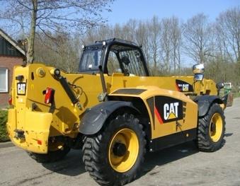 Caterpillar Cat TH336 TH337 TH406 TH407 Telehandler Parts Manual Download