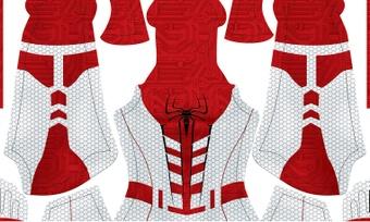 Sentinel Spider V5 pattern