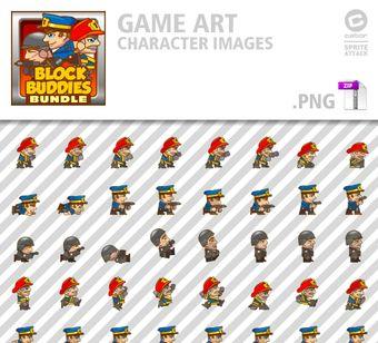 BlockBuddies Force Bundle